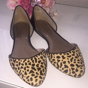 Jessica Simpson Connie Flats
